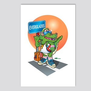 Gator Florida Postcards (Package of 8)