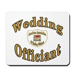 American Assn Wedding Officiants Mousepad