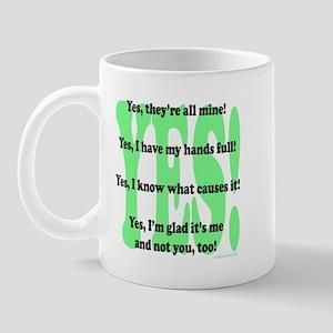 largefamilyyes Mugs