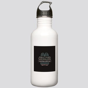 Australian Cattle Dog Stainless Water Bottle 1.0L