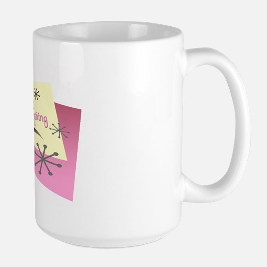 Queen of Everything Large Mug