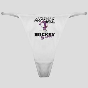 Hockey by Choice Classic Thong