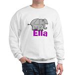 Ella - Elephant Sweatshirt