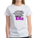 Ella - Elephant Women's T-Shirt
