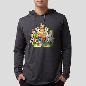 Royal Coat of Arms Long Sleeve T-Shirt