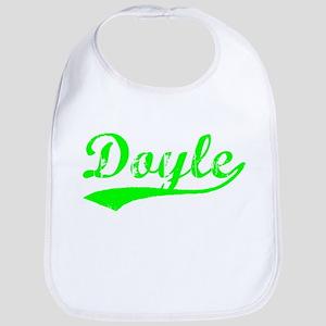 Vintage Doyle (Green) Bib