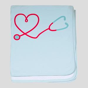 I love Medicine baby blanket