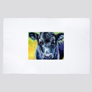 Baby Cow 4' x 6' Rug