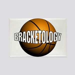 Bracketology - Rectangle Magnet