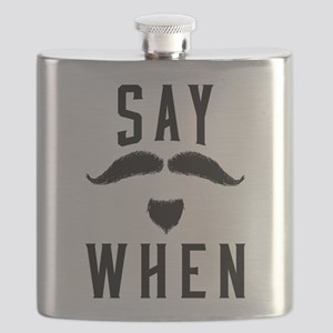 Say When Flask