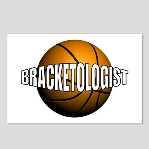 Bracketologist - Postcards (Package of 8)