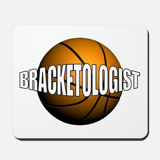 Bracketologist - Mousepad