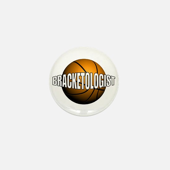 Bracketologist - Mini Button