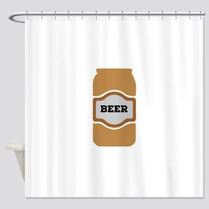 beer Shower Curtain