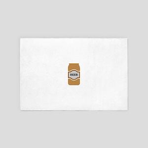 beer 4' x 6' Rug