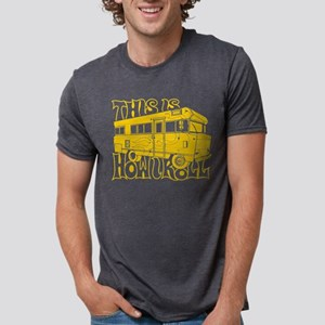 This is How I Roll Mens Tri-blend T-Shirt