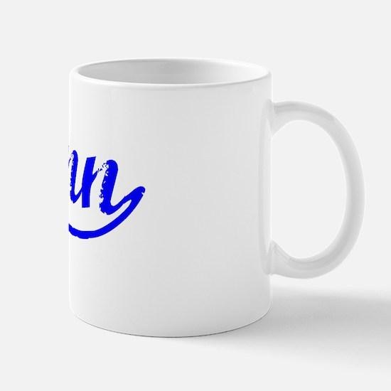 Vintage Ryann (Blue) Mug