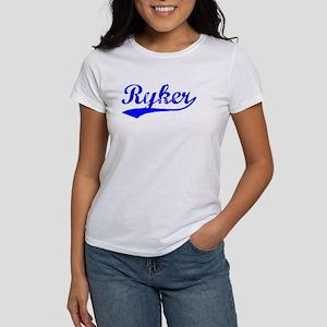 Vintage Ryker (Blue) Women's T-Shirt