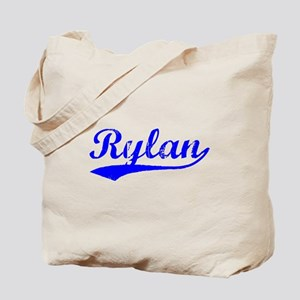 Vintage Rylan (Blue) Tote Bag
