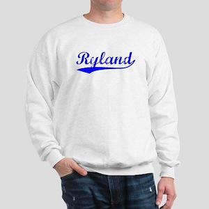 Vintage Ryland (Blue) Sweatshirt