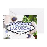 WEDDING In Fabulous Las Vegas Cards (Pk of 10)