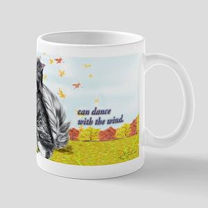 Warm freest heart skogkatt Mug
