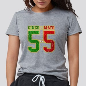 Cinco de Mayo Athletic Dept T-Shirt