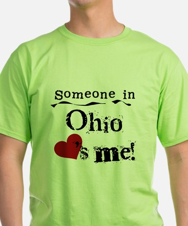 Someone in Ohio T-Shirt