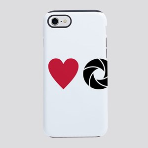 I love Photography iPhone 8/7 Tough Case