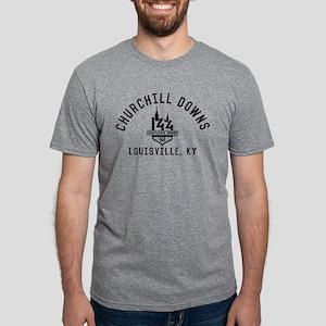 KY Derby Mens Tri-blend T-Shirt