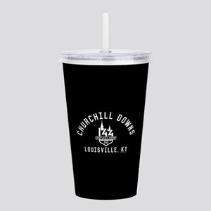 KY Derby Acrylic Double-wall Tumbler