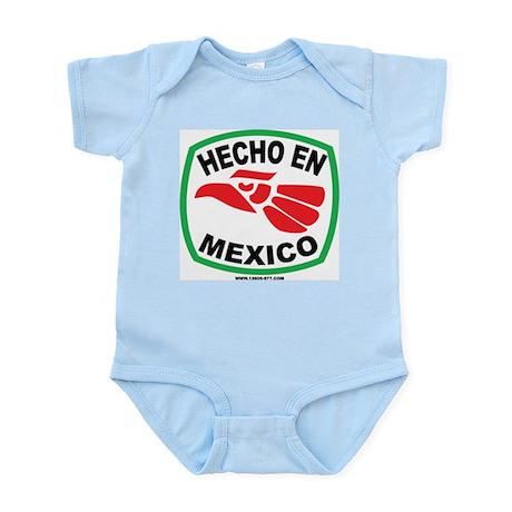 HECHO EN MEXICO Infant Bodysuit