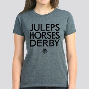 Juleps Horses Derby Women's Classic T-Shirt