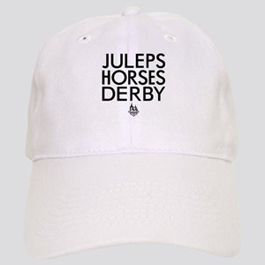 Juleps Horses Derby Cap