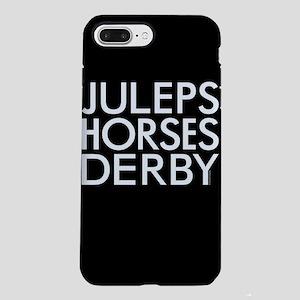Juleps Horses Derby iPhone 8/7 Plus Tough Case