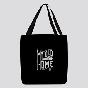 MY Old KY Home Polyester Tote Bag