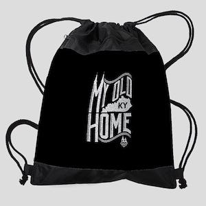 MY Old KY Home Drawstring Bag