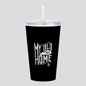 MY Old KY Home Acrylic Double-wall Tumbler