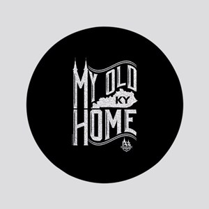 """MY Old KY Home 3.5"""" Button"""