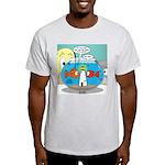 Fishbowl Paranoia Light T-Shirt