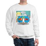 Fishbowl Paranoia Sweatshirt