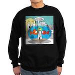 Fishbowl Paranoia Sweatshirt (dark)