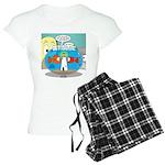 Fishbowl Paranoia Women's Light Pajamas