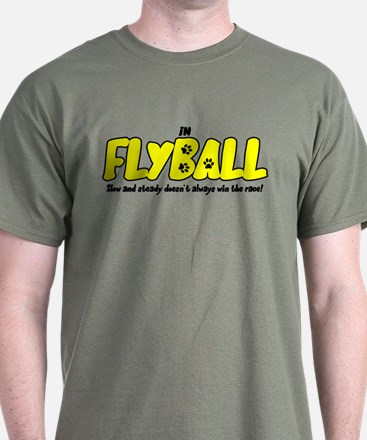 In Flyball T-Shirt