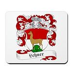 Lehner Family Crest Mousepad