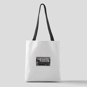 Bookmobile, 1977 Polyester Tote Bag