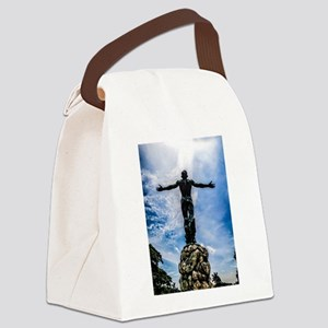 Complete Selfless Offering Canvas Lunch Bag