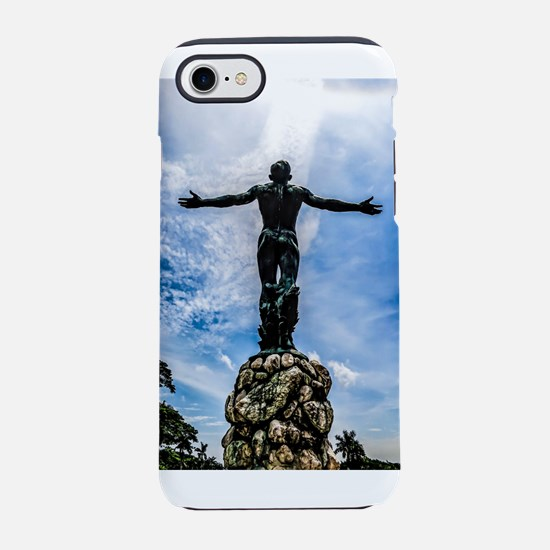 Complete Selfless Offering iPhone 8/7 Tough Case