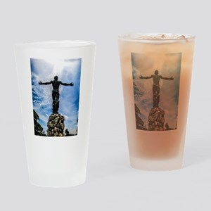 Complete Selfless Offering Drinking Glass