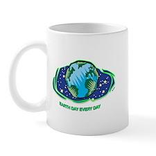 Earth Day Every Day Mug